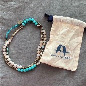 Chloe + Isabel b079t multi-wrap bracelet